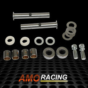 Straight Axle Spindle King Pin Kit Fits Ford 1934 1941