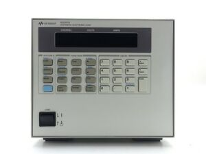Keysight Used N3301a Dc Electronic Load Mainframe 600 W Max 2 Slots agilent
