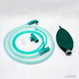 Bain Breathing Circuit Anesthesia With Corrugated Tubing 2 Set Free Shipping