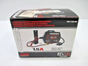 Dsr Proseries 12v Battery Trickle Charger Psc15aob New In Package Equipment