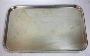 Nsf Testing Laboratory 18 8 Stainless Steel Instrument Tray 244gs