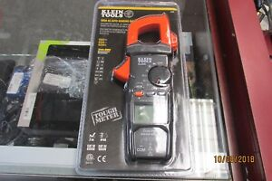 Klein Tools 600a Ac Auto ranging Digital Clamp Meter Cl600