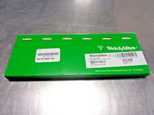 Pack Of 6 Welch Allyn 01300 u Vacuum Lamps For 76000 And 77700 Penlites 2 5v