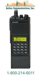 New Bendix King Dph5102xcmd P25 Vhf 136 174 Mhz 5 Watt 500 Ch Two Way Radio