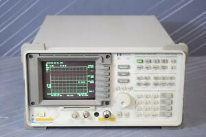 Hp 8594e 041 050 101 105 Portable Spectrum Analyzer 9 Khz To 2 9 Ghz