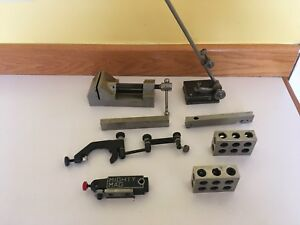 Machinist Tool Maker Set Up Blocks Etc