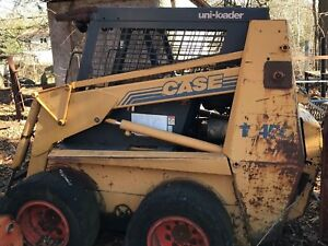 1995 Case 1845c Skid Steer Skid Loader
