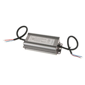 1x Dc30 36v 3000ma Constant Current Led Driver Power Supply Waterproof New