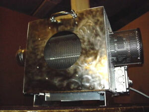 2 Lb Capacity Electric Indoor Coffee Roaster Build a roaster For Coffee Roasting
