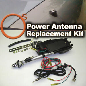 Fit Toyota Celica 90 93 Auto Power Stereo Am fm Radio Antenna Conversion Unit