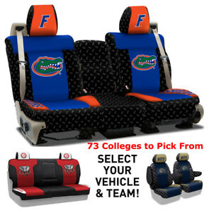 Collegiate Coverking Custom Seat Covers For Ford Flex