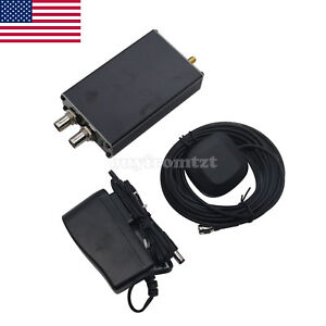 Pll gpsdo Gps Tame Disciplined Clock Sine Wave Gps Receiver 10m 1pps Usa Sell