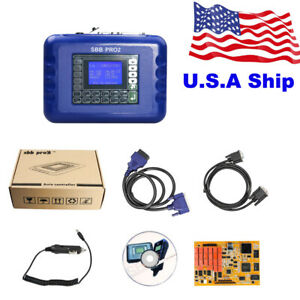 Usa Stock V48 88 S b b Pro2 Obd2 Programmer Support New Cars To 2017 Year
