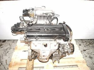 Jdm 1997 2001 Honda Crv 2 0l Dohc Non Vtec High Compression Engine Jdm B18b B20z