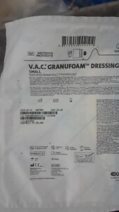 Kci Vac Granufoam Small Wound Care Dressing M8275051 Lot Of 10