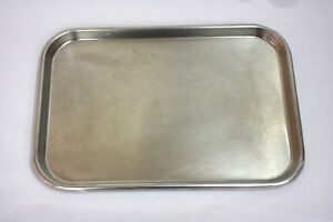 Vollrath 80150 Stainless Steel Instrument sterilization Tray 364gs