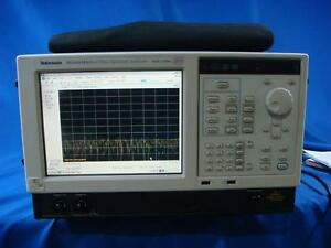 Tektronix Rsa6114a 14 Ghz Spectrum Analyzer With Options 02 07 110