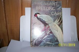 Pheasant Breeding And Care By Jean Delacour 1973 Paperback Egg Hatching