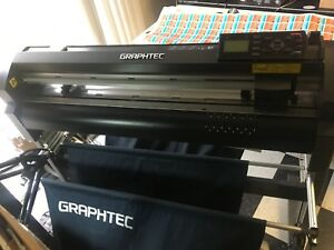 Graphtec Cutting Plotter Fc8600 75 W Stand
