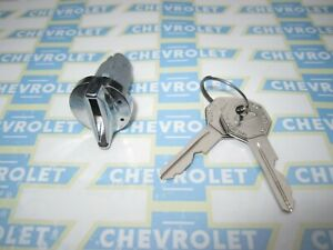 1949 1966 Chevrolet Ignition Switch Key Lock Cylinder W Original Gm Style Keys