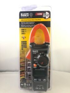Klein Tools Cl210 Ac Auto ranging 400 Amp Digital Clamp Meter New Fr fkt002318