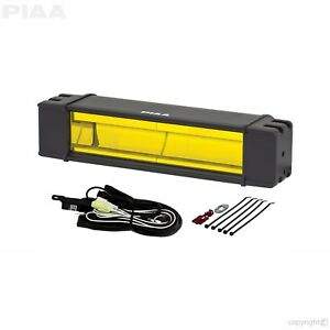 Piaa Rf10 10 Ion Yellow Wide spread Fog Beam