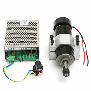 500w Air cooled Spindle Motor speed Governor For Cnc Spindle Engraving Machine