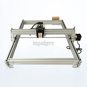Mini Laser Engraving Machine Desktop 40 50cm Self assembly Needed 4050 300mw Sts