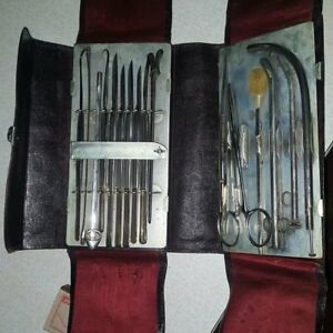 Antique Gynecology Instruments