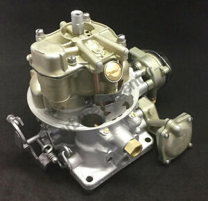 1956 Ford Thunderbird Teapot Holley 4000 Carburetor Remanufactured