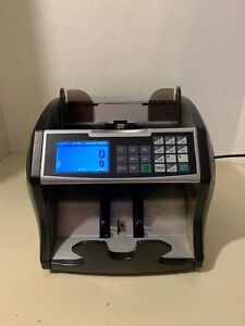Royal Sovereign Rbc 4500 Front Load High Speed Bill Counter Uv Mg Ir Detection