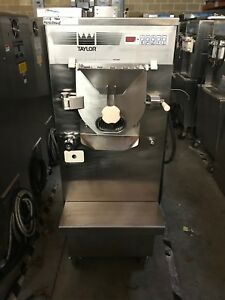 2006 Taylor C118 Batch Freezer Gelato Italian Ice Cream Machine 3ph Water