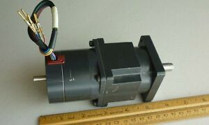 Amat Robot A3761 9215hg 5 Phase Harmonic Geared Stepper Motor No 3 Used Usa