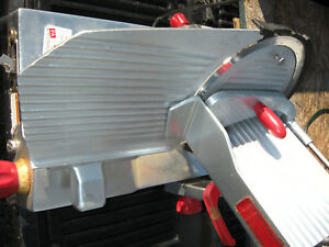 clean Berkel Commercial 12 Manual Slicer For Meat And Cheese Save