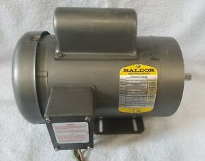 Baldor 1hp Industrial Motor Cl3510