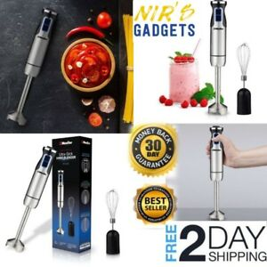 Muelleraustria Ultra Stick Powerful Immersion Hand Blender Heavy Duty Copper