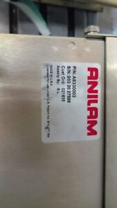 Anilam 3300 Control Computer Motherboard Graphics Cards Interface Etc