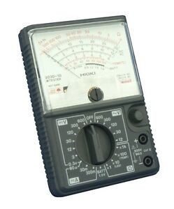Hioki Analog Multimeter 3030 10 Made In Japan