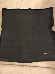 Weathertech Cargo Liner Trunk Mat For Honda Pilot 2009 2015 Black