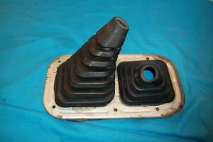 1984 1988 Toyota Pickup Truck 4runner Surf 4wd 5 Speed Manual Shift Boot Plate