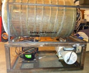 Freeze Dryer diy Project build Your Own Dooms Day