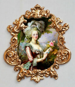 Marie Antoinette 7 Applique Furniture Mount Decor Faux Ormolu
