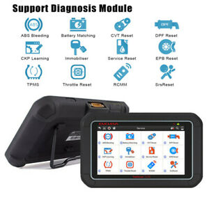 Obd2 Tablet Diagnostic Scanner Tool All System Abs Epb Dpf Reset Coding For Vag