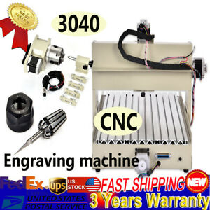3040 Cnc Router User friendly Desktop Engraving Cutting Machine For Wood Pvc