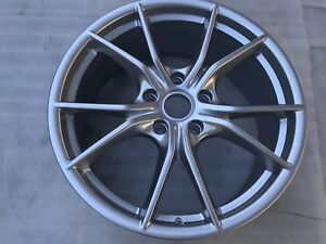 2018 20 Porsche 911 Carrera S Gts Oem Factory Stock Wheel Rim 997 991 718 96077