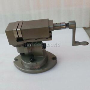 3 75mm Universal Precision Milling Machine Vice
