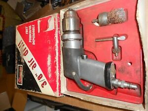 Snap On 3 8 Drill Pd3a Tested