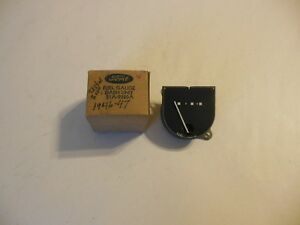 1946 1947 Ford Deluxe Fuel Dash Gauge Nos 51a 9280a