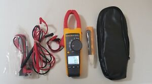 Lightly Used Fluke 374 True Rms Ac dc Clamp Meter Must See Nice Tp 239345