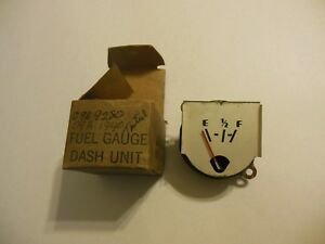 1940 Mercury Fuel Dash Gauge 09a 9280 Nos Ford